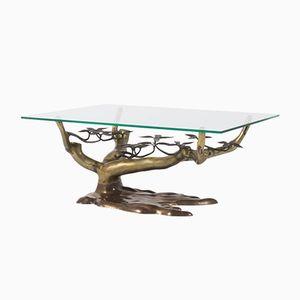 Table Basse Bonsaï par Willy Daro, 1970