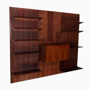 Vintage FJ Panel System Wall Unit by Finn Juhl for Bovirke