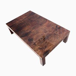 Table Basse Rectangulaire par Aldo Tura, 1960s