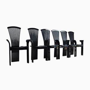 Stühle von Pietro Costantini, 1970er, 6er Set
