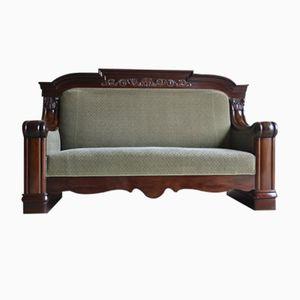 Dänisches Art Deco Sofa von Georg Kofoed, 1920er