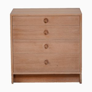 Chest of Drawers in Oak by Borge Mogensen for Karl Andersson & Söner, 1950s