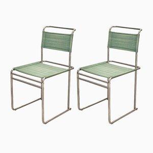 B5 Stühle von Marcel Breuer für Tecta, 1970er, 2er Set