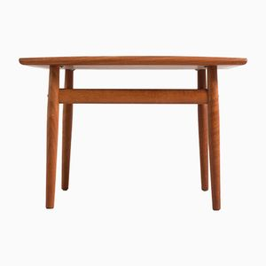Teak Side Table by Grete Jalk for Glostrup, 1950s