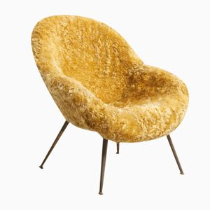 Club Chair by Fritz Neth for Correcta, 1950s