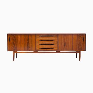 Mid-Century Rosewood Sideboard by Nils Jonsson for Troeds, 1960s