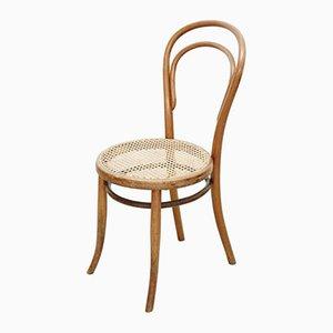 Antique Bentwood Chair by Josef Hoffmann for Kohn, 1900s