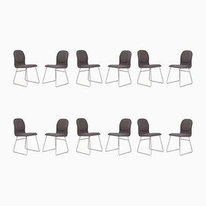Hi Pad Chairs by Jasper Morrison, 1999, Set of 12