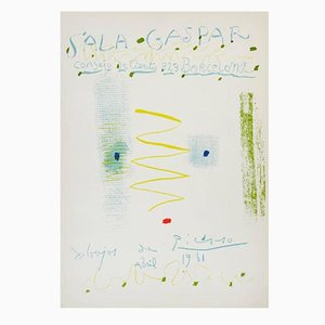 Affiche par Pablo Picasso, 1961