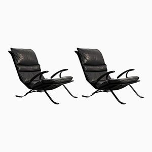 Tuman Lounge Chairs by Pep Bonet for Levesta, 1969, Set of 2