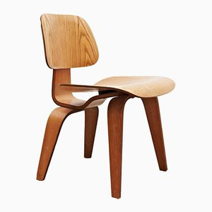 DCW Side Chair by Charles & Ray Eames for Herman Miller, 1950s