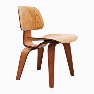 DCW Stuhl von Charles & Ray Eames für Herman Miller, 1950er