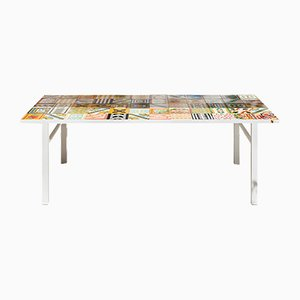 Tau Grande Table by Shirocco Studio, 2017