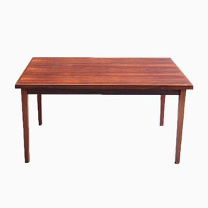 Dutch Rosewood Extendable Dining Table, 1960s