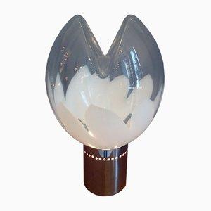 Tischlampe von Toni Zuccheri für Venini, 1960er
