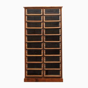 Mid-Century Archives Drawers Cabinet
