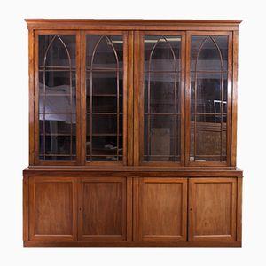 Vintage British Museum Bookcase