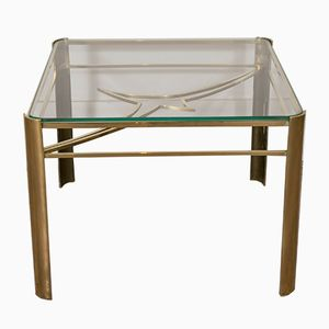 Bronze Side Tables from Maison Malabert, 1960s, Set of 2