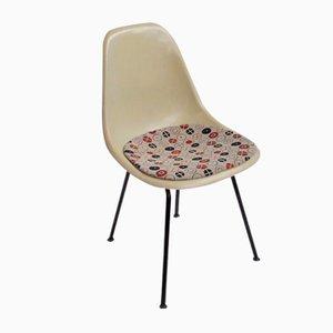 Vintage DSX Glasfaser Beistellstuhl von Charles & Ray Eames für Herman Miller