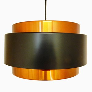 Vintage Saturn Pendant Light by Jo Hammerborg for Fog & Mørup