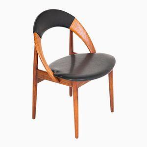 Vintage Beistellstuhl von Arne Hovman Olsen