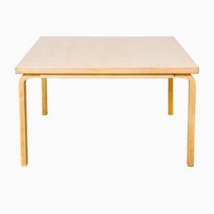 Table de Salon Model 82A par Aalvar Aalto pour Artek, 1960s