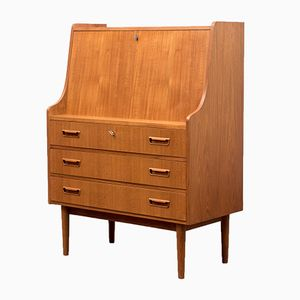 Danish Secretaire by G. Tibergaard for Nielsen, 1960s