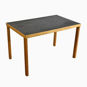 Tisch mit Geradlinigen Beinen von Alvar Aalto für Huonekalu- ja Rakennustyötehdas Oy, 1927