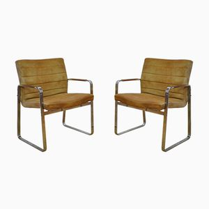 Swedish Armchairs by Karl Erik Ekselius for Bo-EX, 1960s, Set of 2