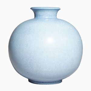 Vintage Stoneware Vase by Gunnar Nylund for Rörstrand