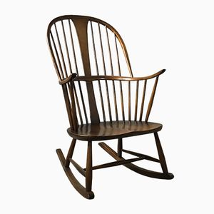 Mid-Century Windsor Rocking Chair from Ercol, 1960s