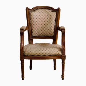 Antique Louis XVI Style Children's Armchair