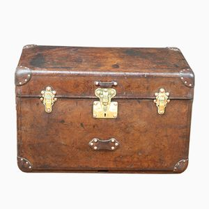 Leather Trunk from Louis Vuitton, 1900s
