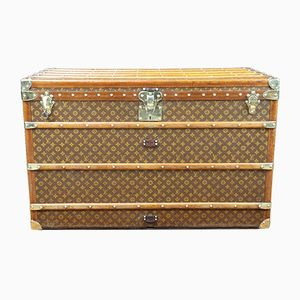 Monogram Trunk from Louis Vuitton, 1910s