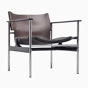 Model 657 Lounge Chair by Charles Pollock for Knoll, 1965