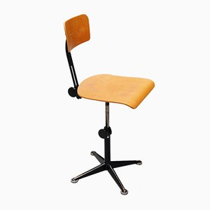 Mid-Century Drafting Chair by Friso Kramer for Ahrend de Cirkel