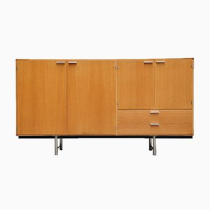 Mid-Century Dutch Oak Buffet by Cees Braakman for Pastoe