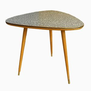 Table Cocktail Vintage avec Motif Carré de Ilse Möbel