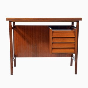 Small Italian Writing Desk by Gio Ponti for Schirolli, 1950s