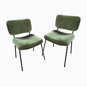 Chairs by André Simard for Airborne, 1955, Set of 2