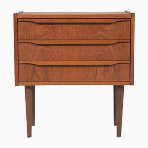 Commode Slim & Small en Teck, 1960s