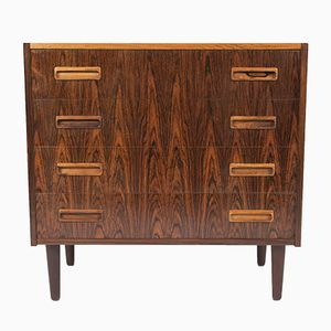 Rosewood Chest of Drawers from Westergaards Møbelfabrik, 1960s