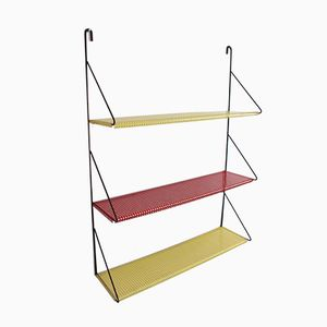Three-Tiered Shelf by Tjerk Reijenga for Pilastro, 1960s