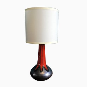 Vintage Danish Table Lamp by Ole Christensen, 1960s
