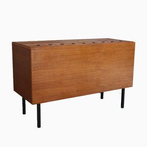 Vintage Storage Unit in Teak from Twen Series by Günther Renkel for Rego