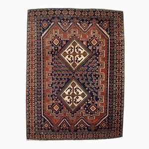 Handgeknüpfter Persischer Vintage Karajeh Teppich, 1920er