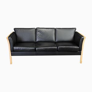 d nisches vintage drei sitzer sofa bei pamono kaufen. Black Bedroom Furniture Sets. Home Design Ideas