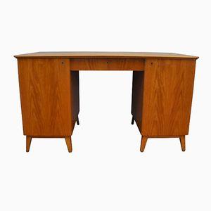 Danish Desk in Wood, 1960s