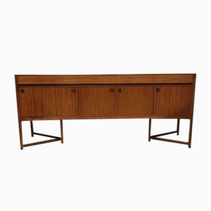 Mid-Century Large Rosewood & Birch Sideboard, 1960s
