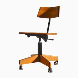 Stuhl von Stoll Giroflex, 1960er